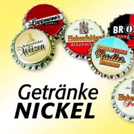 Getränke Nickel Logo